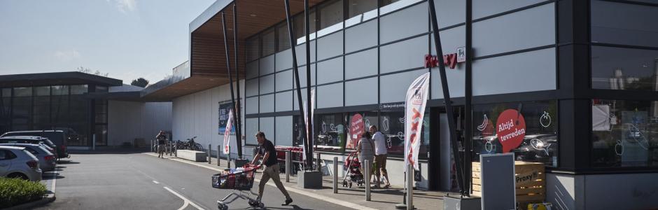 Shopspot Kluisbergen Retail